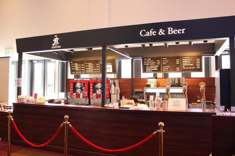 COOL JAPAN PARK OSAKAのカフェ