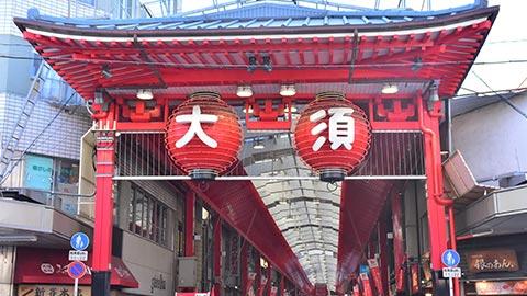 食べ歩き天国!名古屋のミックスカルチャー発信地「大須商店街」