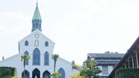 世界遺産・大浦天主堂と異国情緒あふれる周辺散策スポット