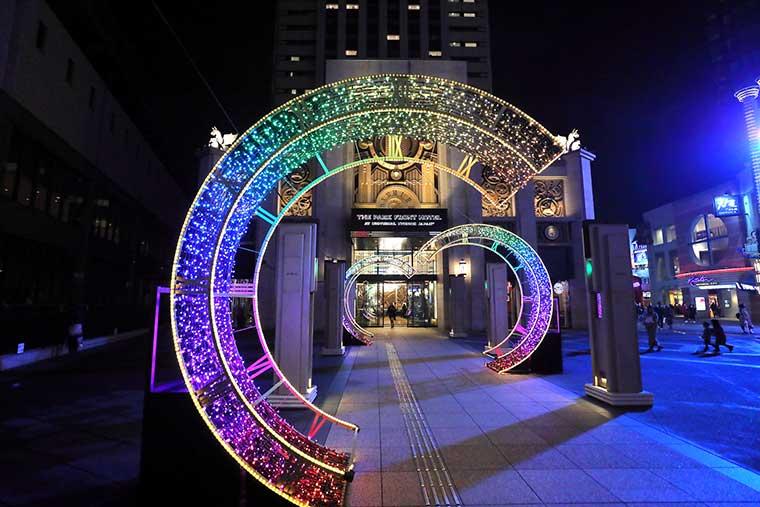 ザ パーク フロント ホテル アット ユニバーサル・スタジオ・ジャパン エントランス