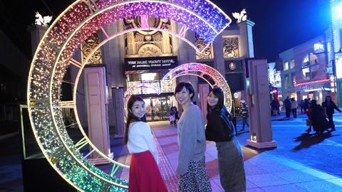 ユニバーサル・スタジオ・ジャパンを一望! カップルにもグループ旅行にもおすすめ「ザ パーク フロント ホテル」