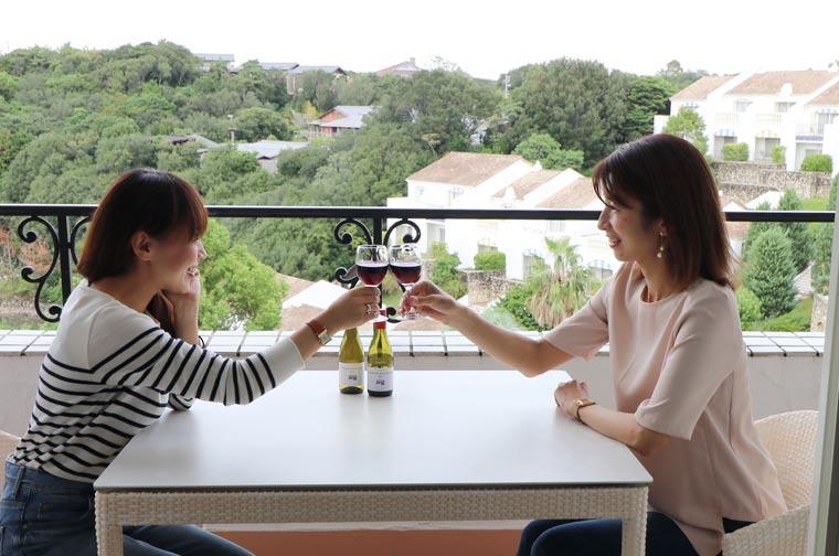 プライムリゾート賢島 ワインミニボトルサービス