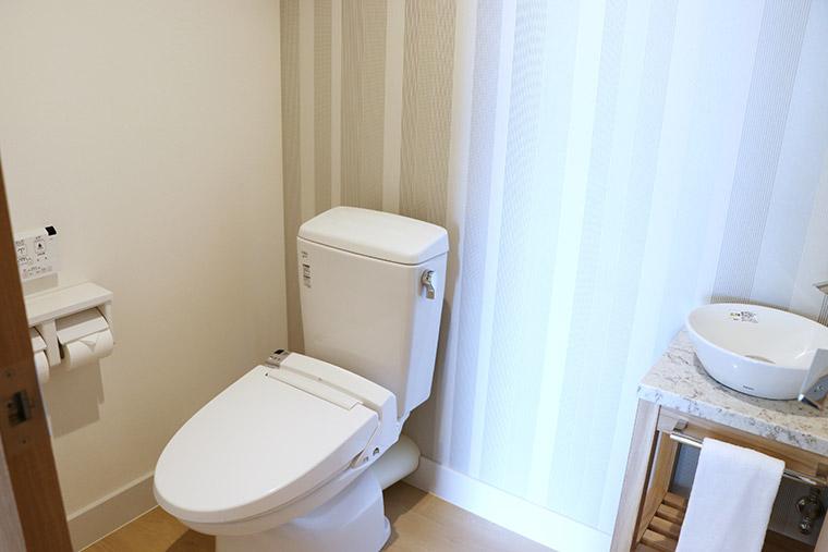 プライムリゾート賢島 トイレ