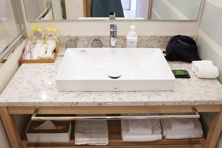 プライムリゾート賢島 洗面台