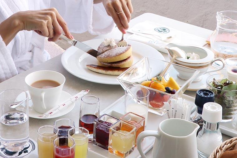 プライムリゾート賢島 朝食