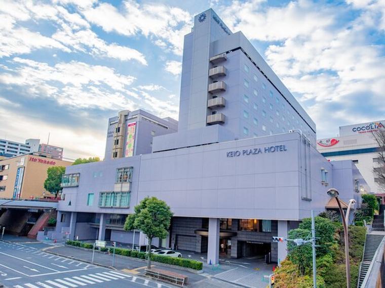 京王プラザホテル多摩 外観