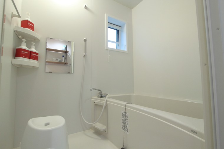 Rakuten STAY HOUSE x WILL STYLE 河口湖船津のバスルーム