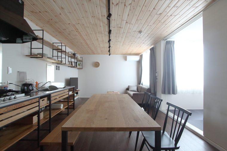 Rakuten STAY HOUSE x WILL STYLE 河口湖船津の屋内