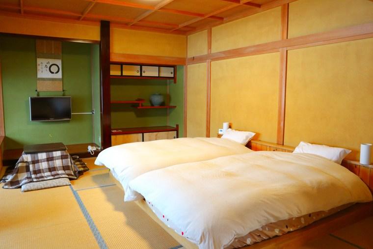 猿ヶ京温泉 料理旅館樋口 【御所の間 / 和洋室13畳】