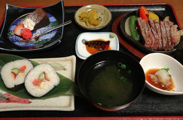 猿ヶ京温泉 料理旅館樋口 料理