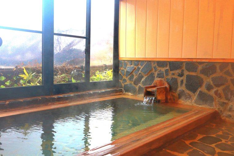 猿ヶ京温泉 料理旅館樋口 優しさを感じる貸切温泉