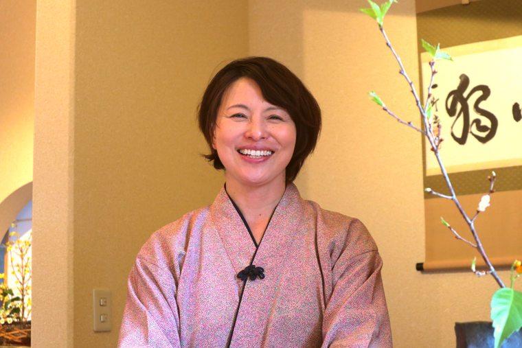 猿ヶ京温泉 料理旅館樋口 女将さん