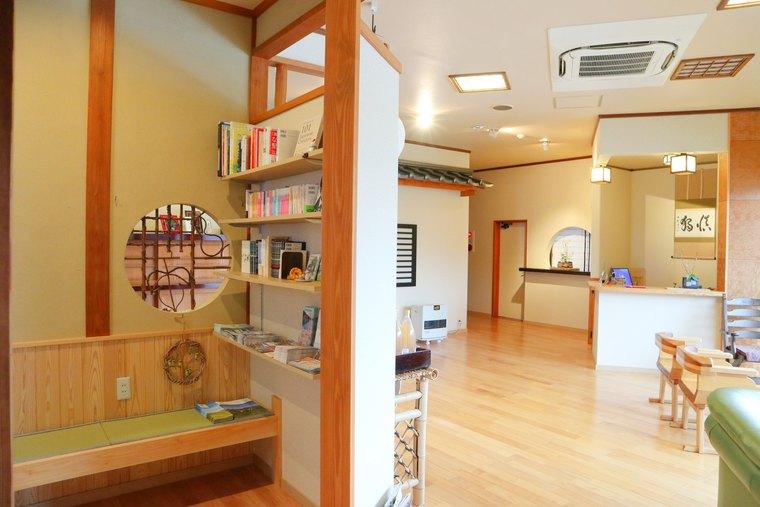 猿ヶ京温泉 料理旅館樋口 フロント