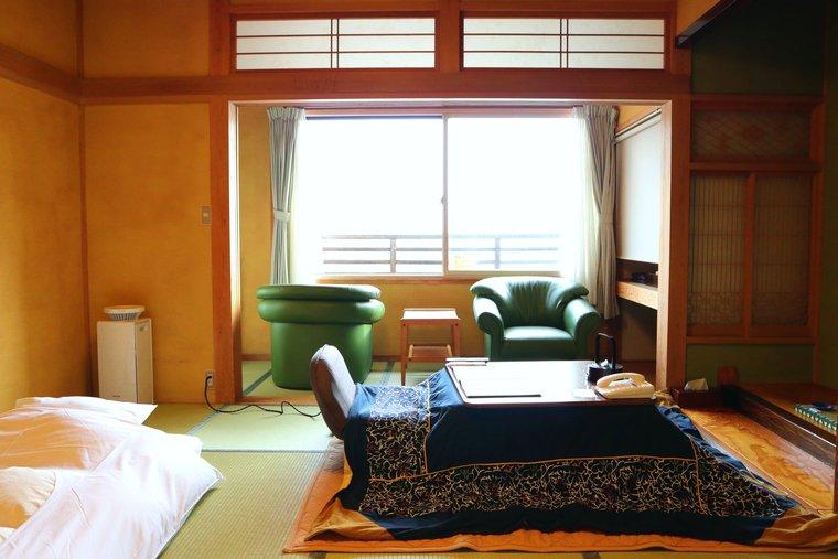 猿ヶ京温泉 料理旅館樋口 ひとり旅におすすめ【平安の間 / 和室8畳】