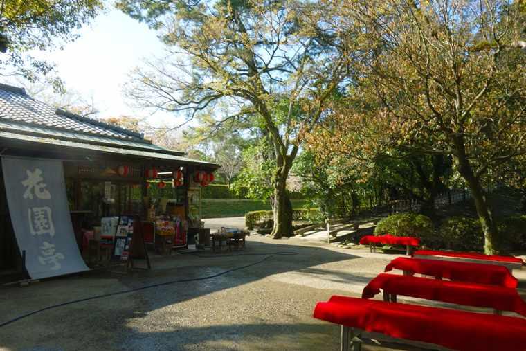 栗林公園の花園亭