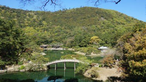 一日楽しめる!香川の特別名勝・栗林公園を徹底ガイド