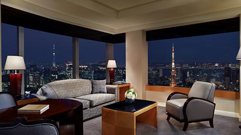 ザ・リッツ・カールトン東京のクラブレベルで叶える、特別な日の極上ステイ
