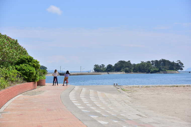 佐久島の風景