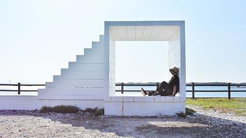 愛知の離島・佐久島でアートと猫を巡るフォトジェニック散歩