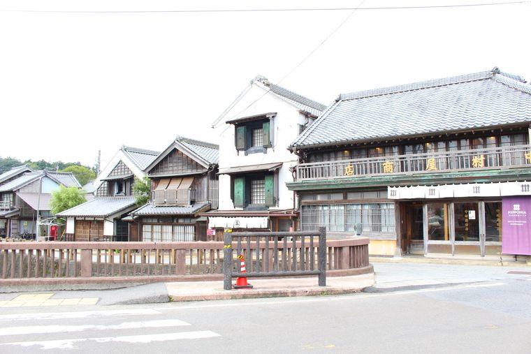 佐原・重要伝統的建造物群保存地区