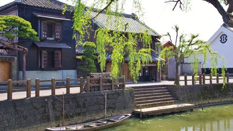 東京から約2時間!小江戸・佐原で水郷の町並みを満喫する1泊2日
