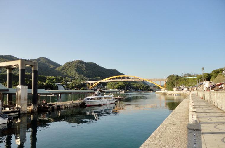生口島と高根島を結ぶ「高根大橋」