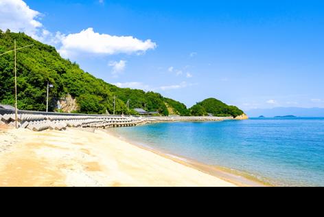 大島ビーチ