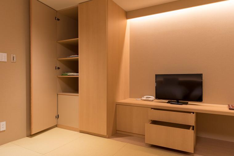 新玉川温泉 和室ツインルーム