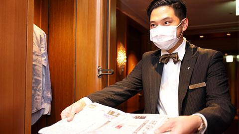 伝統のバトラーサービスでもてなす「セントレジスホテル大阪」宿泊記