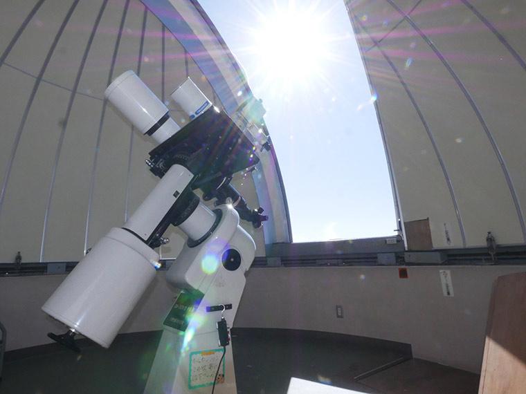 星空観測を楽しむ温泉旅 高峰高原ホテル 天文台 天体望遠鏡