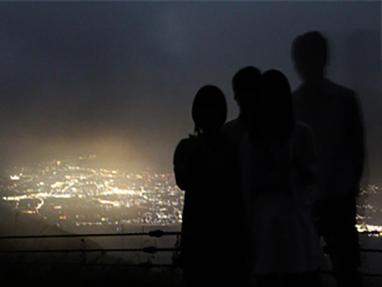 星空観測を楽しむ温泉旅 高峰高原ホテル 星空ツアー