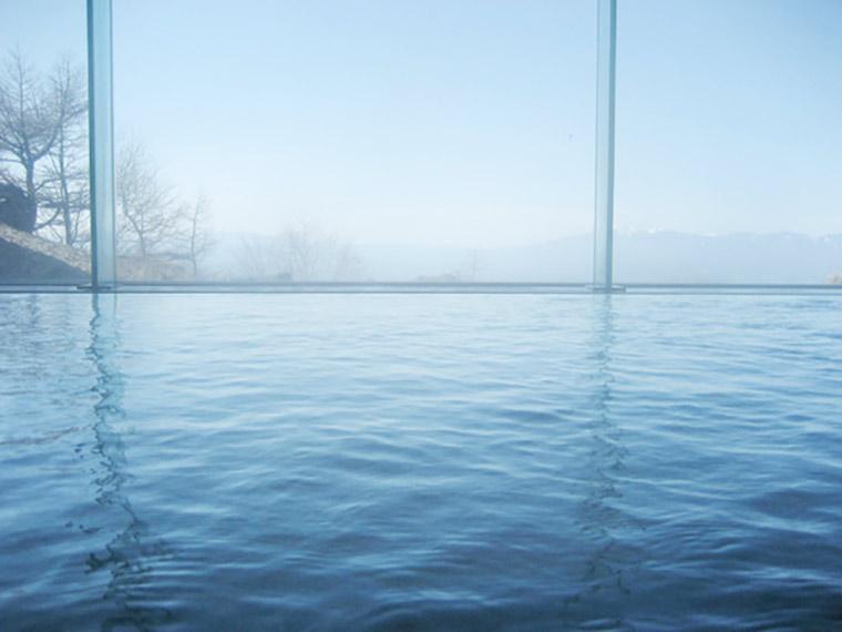 星空観測を楽しむ温泉旅 高峰高原ホテル 温泉