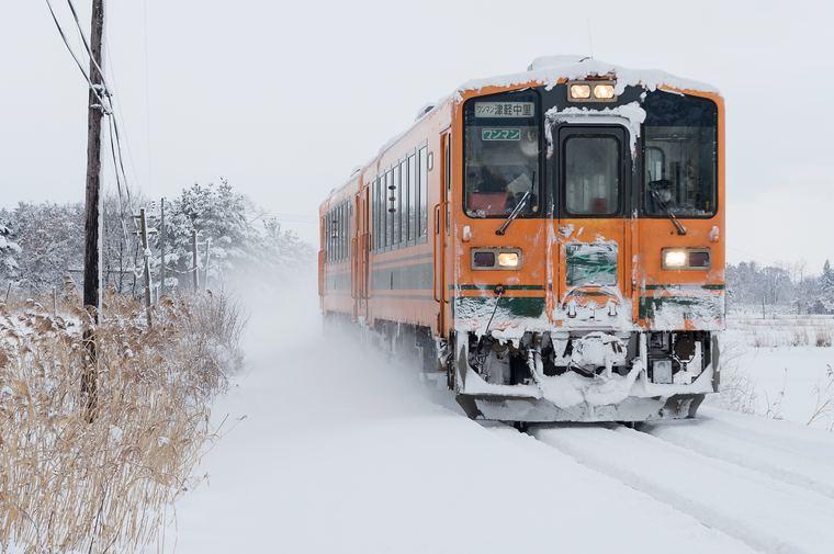 日本最北端の私鉄「津軽鉄道」とは