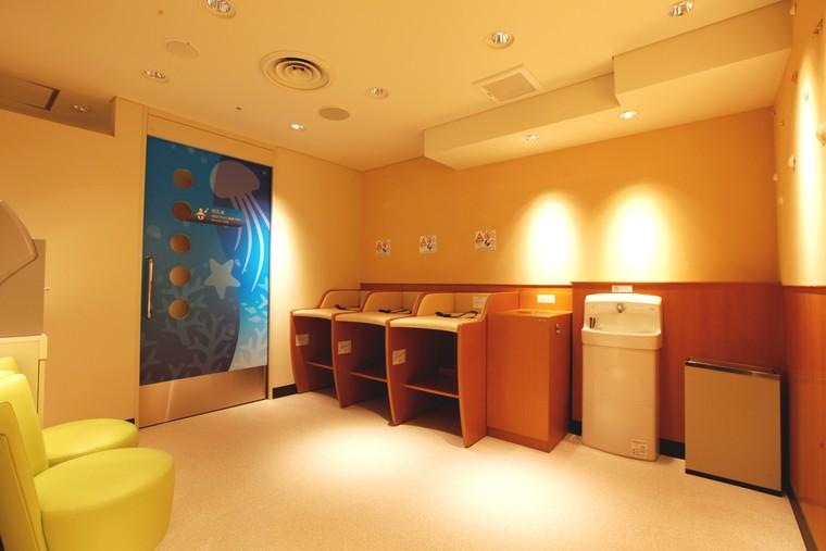 サンシャイン水族館 ベビー関連施設も充実