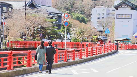 カップルにおすすめ!静岡「修善寺温泉街」の満喫モデルコース
