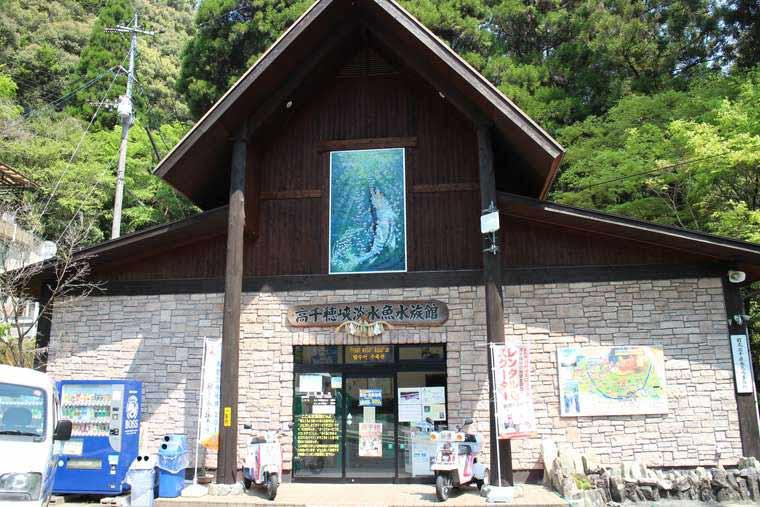 高千穂 淡水魚水族館