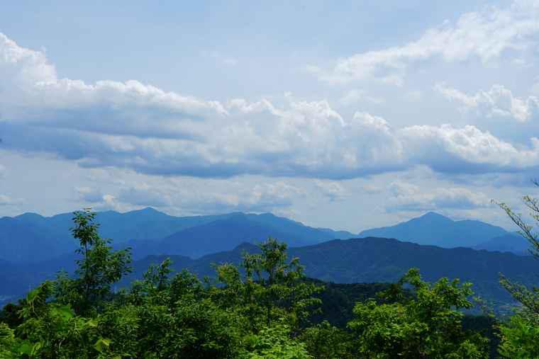高尾山 山頂 初日の出スポット
