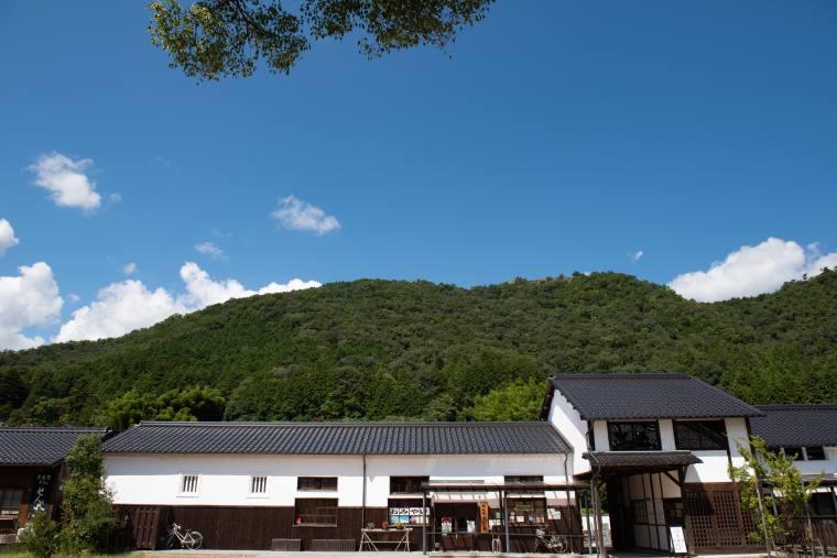 竹田城下町