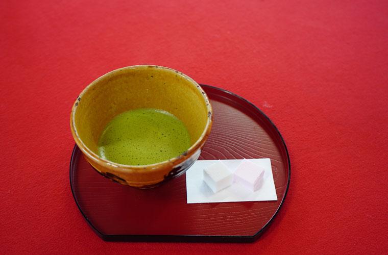 おすそわけ茶屋「お抹茶」