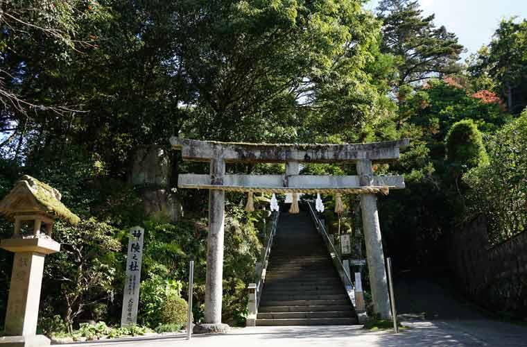 「玉作湯神社」