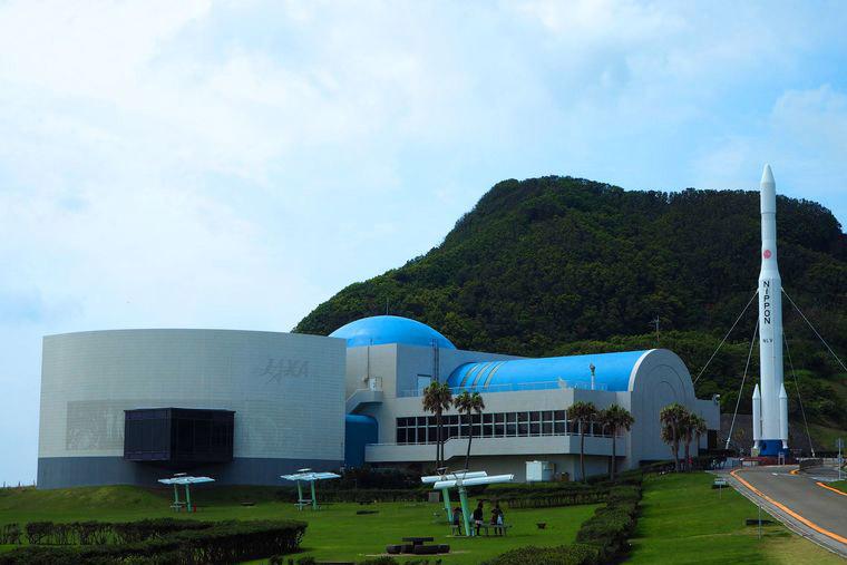 種子島宇宙センターの宇宙科学技術館