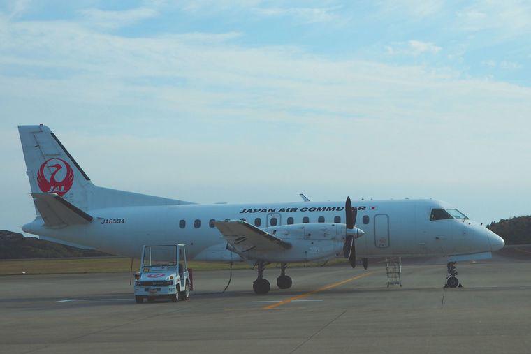 鹿児島空港から種子島空港への直行便