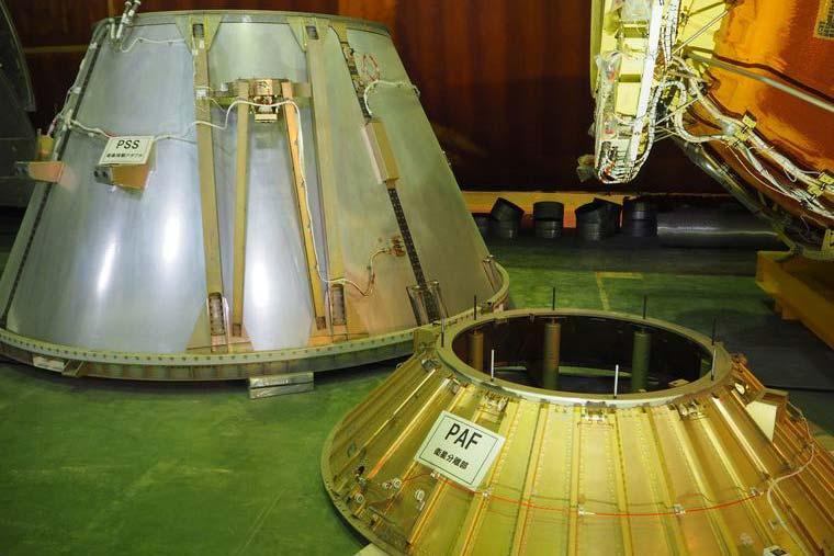 大崎第一事務所のロケット