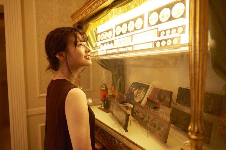 東京ディズニーランドホテル ディズニーキャラクター  井口綾子