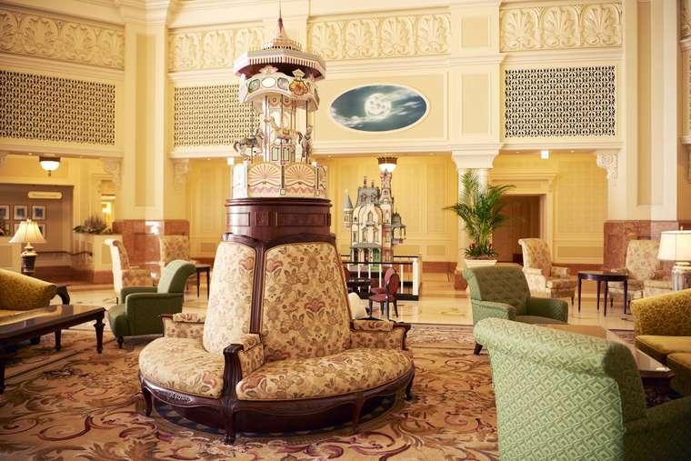 東京ディズニーランドホテル カルーセル シンデレラ