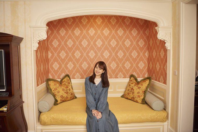 東京ディズニーランドホテル「スーペリアアルコーヴルーム」お部屋 女子旅  高井明日香