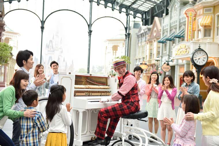 バイシクルピアノ