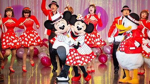 2020年限定!東京ディズニーランド「ベリー・ベリー・ミニー!」の楽しみ方レポート