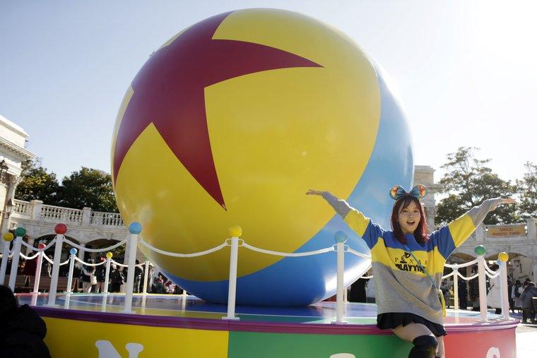 東京ディズニーシー「ピクサー・プレイタイム」