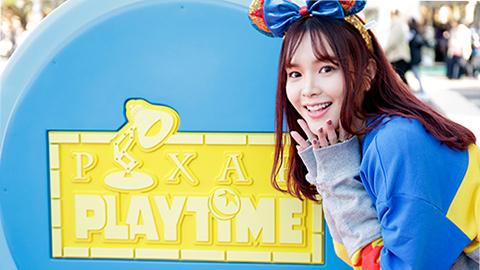 東京ディズニーシー「ピクサー・プレイタイム」の楽しみ方レポート